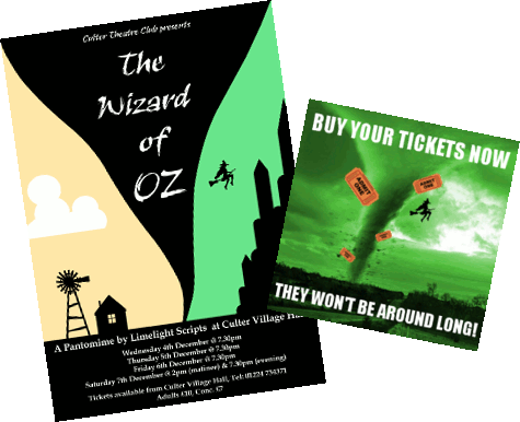 Wizard of Oz Tickets On Sale