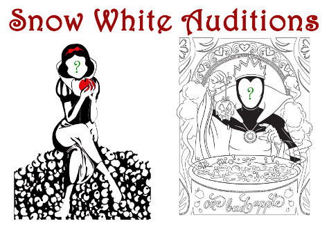 Snow White Auditions