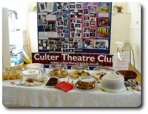 Culter Theatre Club Heritage Hall Teas